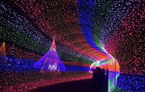 广东中山出口LED照明产业取得显著成绩黑河