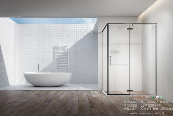 凯立淋浴房将携2019新品系列亮相上海厨卫展直刀